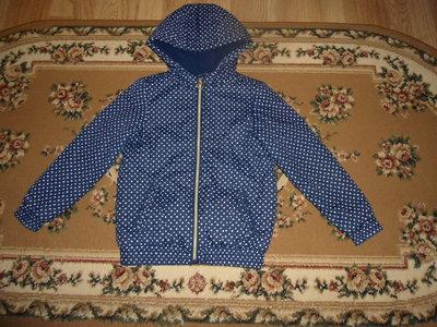 Демисезонная куртка George в горохи на 5-6 лет