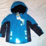 синяя термо-куртка для мальчика от Topolino