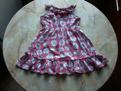 Платье на девочку фирмы Young Dimension возраст 18-24 мес размер 92