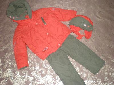 Комбинезон, костюм Kiko р.98 6 3-4 года Оригинал