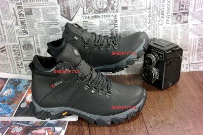 Мужские зимние кроссовки, Кожаная Обувь, высокое качество изготовления