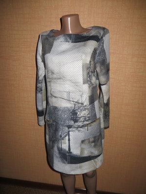 Модное платье-туника.