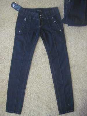 Нові плотні джинси 26 розм. з біркою