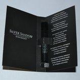 Silver Shadow Davidoff eau de toilette 1,2 мл пробник оригинал