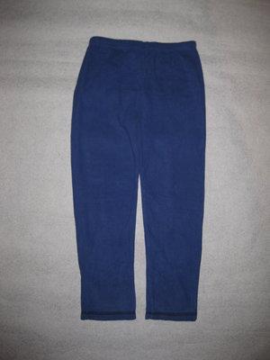 7-8 лет, флисовые штаны