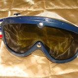 маска очки Bolle оригинал Франция винтаж Uvex Alpina