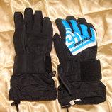 перчатки лыжи сноуборды Ziener protector system S