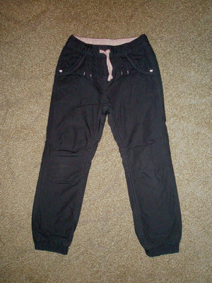 C&A.Термо-брюки для девочки.Б/У.