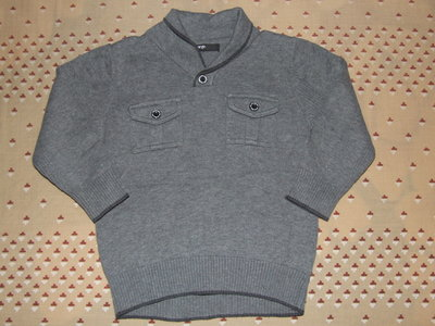 свитер 1-2года