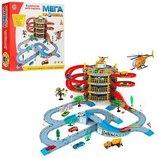 детская игрушка мега-парковка паркинг 922-10