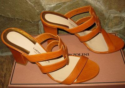 Босоножки Carlo Pazolini Couture ,натуральная кожа,производство Италия ,раз 40 по стельке 26см