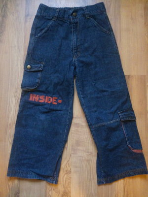 хлопчик джинс розмір-116