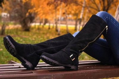 Очень красивые сапожки на Ваши ножки.Осень-зима