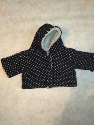 Пальто куртка для новорожденных