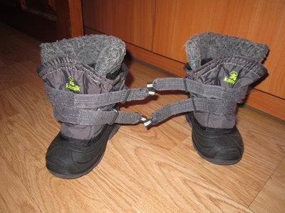 зимние термо ботиночки Камик