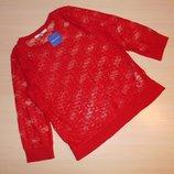 Нарядная кофта, свитер Marks&Spencer для девочки 11-12 лет 152 см, Оригинал