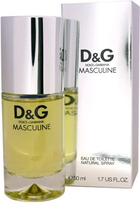 Dolce Gabbana Masculine 100 мл для мужчин весна,лето