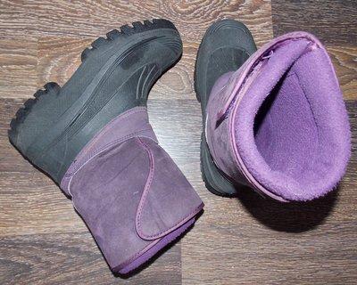 Женские очень теплые сапоги-сноубутсы ARUNDEL - 5 размер, на ногу 24-25 см