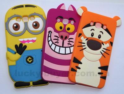 Чехол для Samsung Galaxy J7 J710 2016 Тигр, Чеширский Кот, Миньон