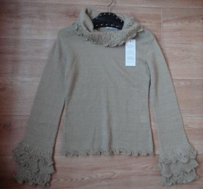 Снизила цену Новый теплый свитер . Турция
