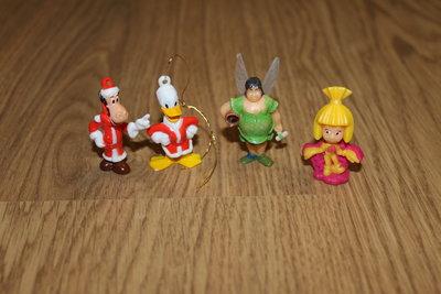 Киндеры фигуры игрушки