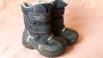 Ботинки Superfit Gore-Tex р.20 стелька 13,5см