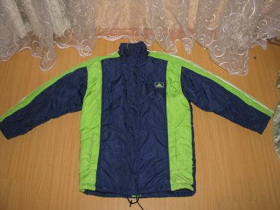 Adidas оригинал куртка демисезонна размер L рост 164см