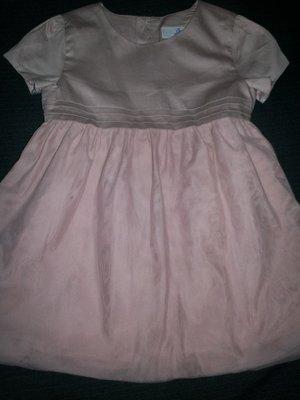 Нарядное платье 2-3г