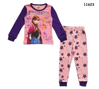 Пижама Anna Frozen для девочки. 2, 3, 4, 5 лет