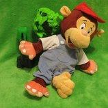 Обезьяна.мавпа.мартышка.мягкая игрушка.Мягка іграшка.Мягкие игрушки.Bourne Leisure