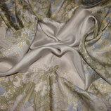 платок Соrnelia James принт Флорентийская коллекция шелк 65Х68 косынка Louis Vuitton Burberry Gucci