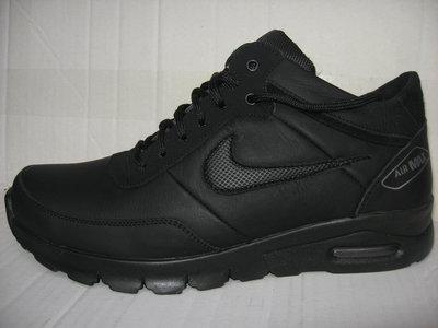 2b0bcc1f Зимние кроссовки типа Nike Air MAX натур. кожа набив.мех р.40-45 мод.367:  1200 грн - мужские зимние ботинки, сапоги в Виннице, объявление №11733644  Клубок ...