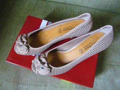 Продано: Туфли Marco Tozzi 40 размер Натуральная кожа