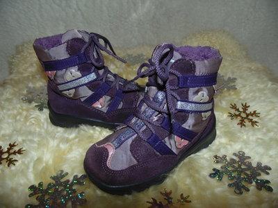 Термоботинки Ricosta 23р,cт 15 см.Мега выбор обуви и одежды