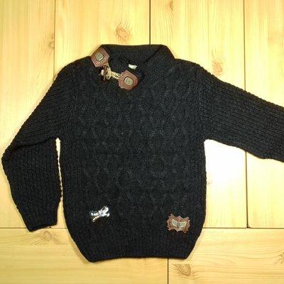 Детский свитер на 5-6, 7-8, 9-10 лет