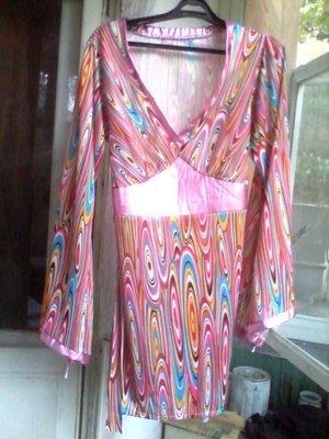 Туника типа кимоно очень оригинальная 46 размер