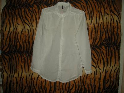 Супер рубашка divided р.10,100%коттон,индия