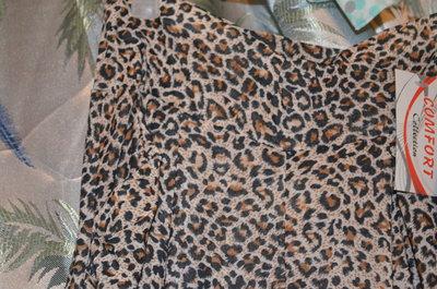 Леопардовые брюки/штанишки/лосины.