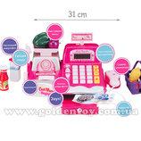 Кассовый аппарат с калькулятором и весами