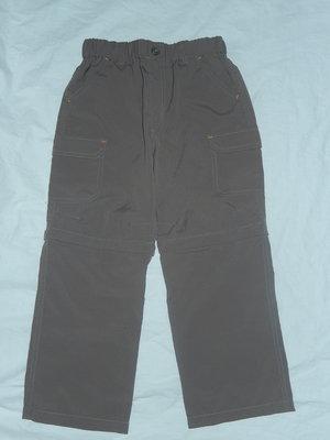 Легкие брюки-трансформер Columbia,XS на 4-6 лет,см.замеры,сток