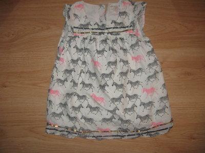Платье- туника 4-7лет