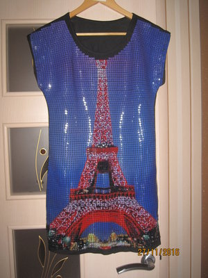 Очень красивое платье или туника 42-48 последнее