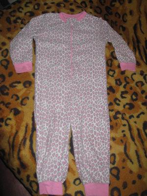 Слип,пижамка на девчушку 3-4г