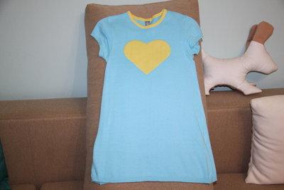 Патриотическое платье на 6-7 лет