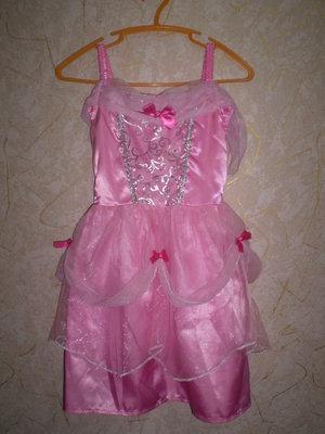 Продам карнавальное новогоднее ,бальное платье 3-5 лет