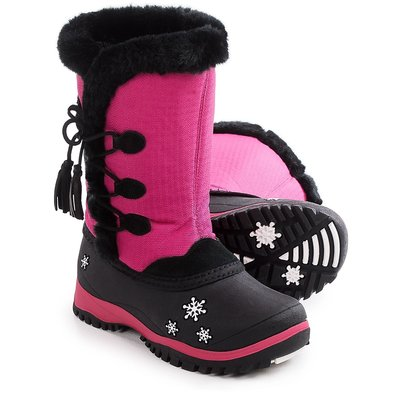 Зимние термо сапоги, сноубутсы Baffin на ножку 11-12см
