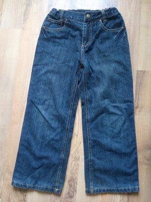 хлопци джинс тепло розмір-122-128