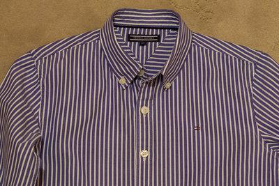 Брендовая рубашка на 8-9 лет