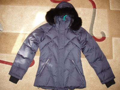 Куртка пуховик женский 80/20 размер XS