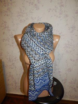 Актуальный шарф унисекс, женский/мужской от New look.